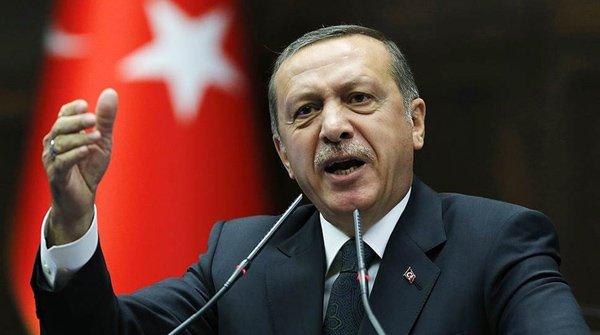 Эрдоган официально извинился перед Россией за сбитый самолет