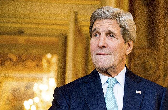 Госсекретарю Керри посоветовали не лезть не в свое дело