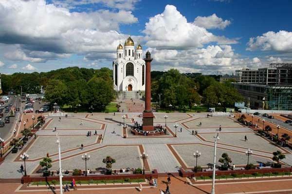 СМИ, настроенные против России, требуют возвращения Калининграда