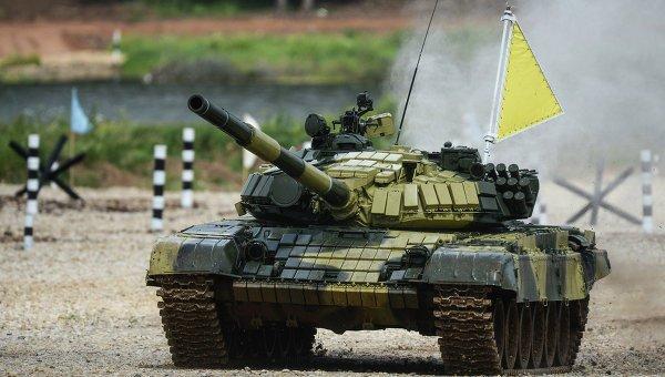 Пока весь мир готовится к Рио, в России проходит своя олимпиада — военная