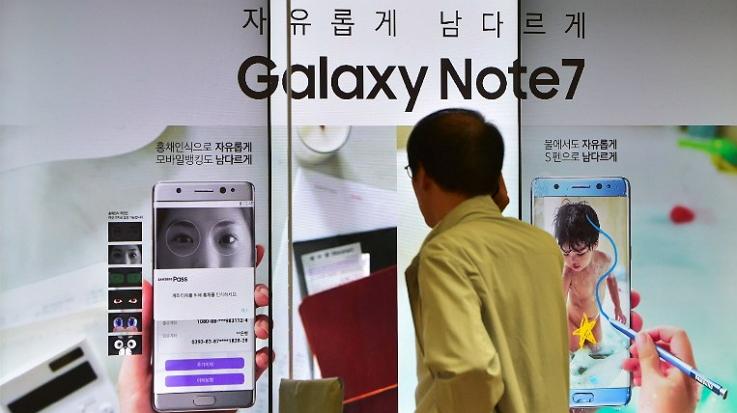 Южнокорейская экономика пострадает из-за проблем с «седьмым Ноутом»