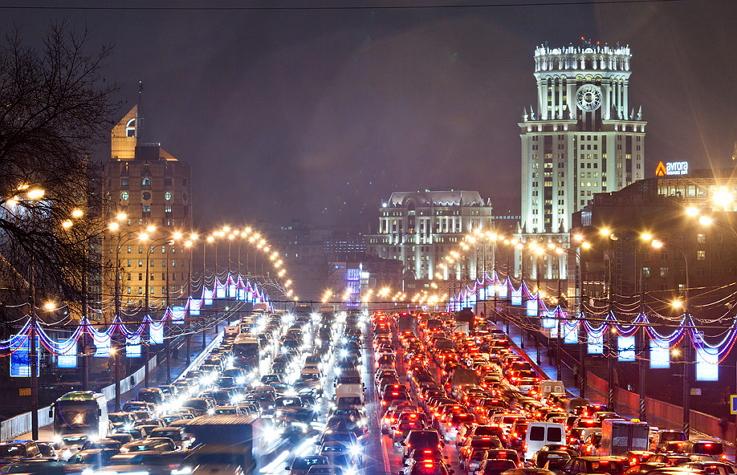 В России намерены установить в автомобили отслеживающие устройства