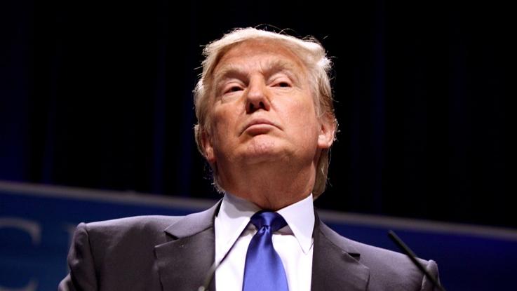 Трамп отказался от законной заработной платы