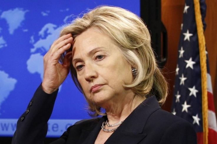 Сильные женщины тоже плачут: Клинтон тяжело переживает поражение