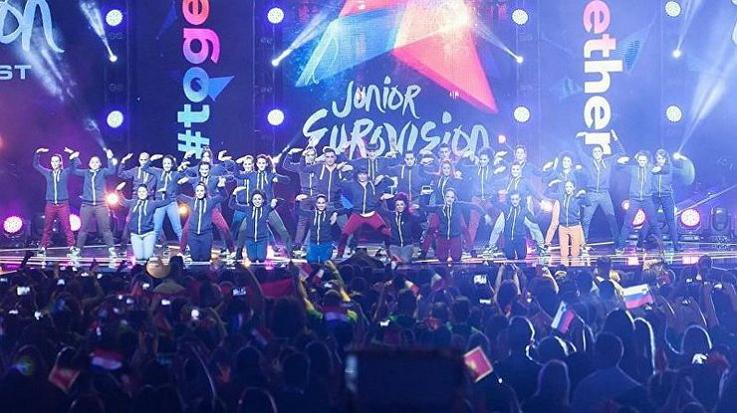4-е место на детском «Евровидении» досталось россиянам