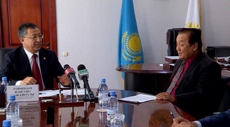 Богатый житель Казахстана пообещал подарить своей стране 25 млрд.