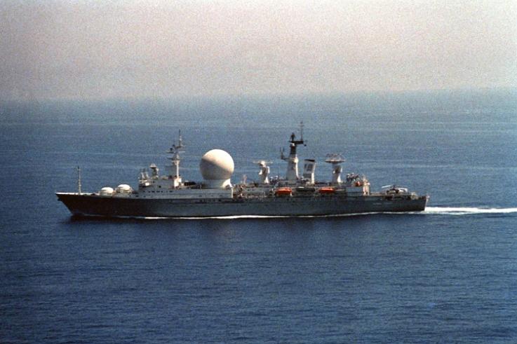 Россияне будут использовать уникальную гидроакустическую систему слежения