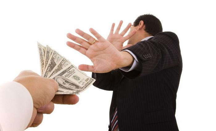 Россия и коррупция: смогут ли 2,5 млн.€ изменить ситуацию?