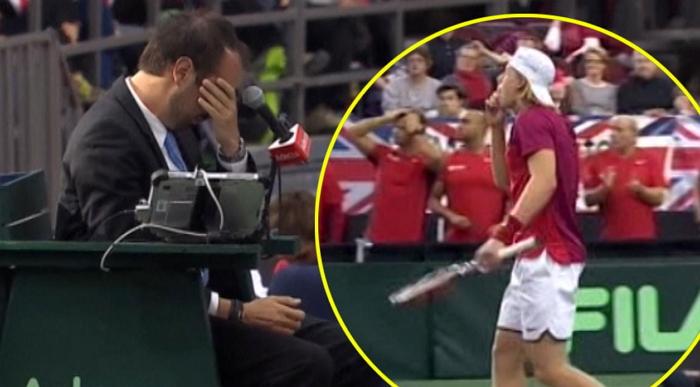 Дисквалификация теннисиста из Канады: что спровоцировало инцидент?