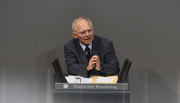 Покушение на жизнь министра финансов Германии
