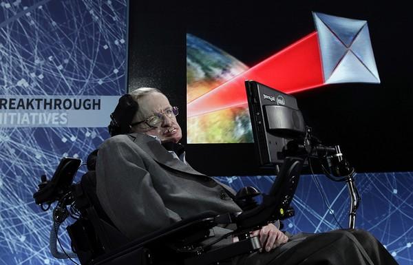 Стивен Хокинг посетит космическое пространство
