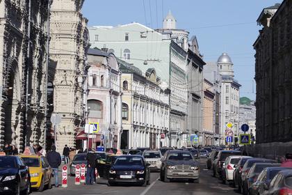 Особняк за 3 млрд. рублей: в Тверском районе Москвы найдено самое дорогое здание