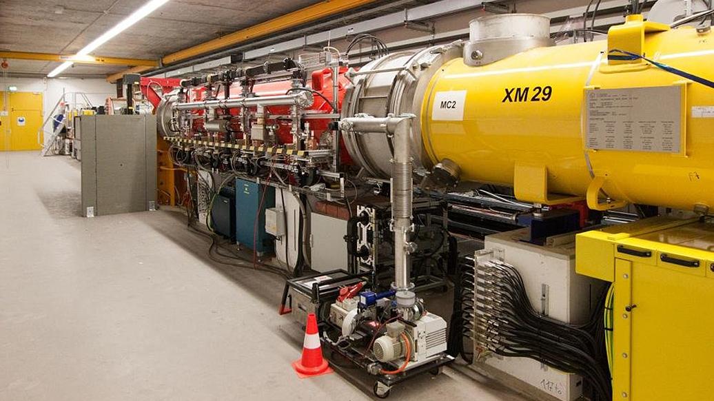 Получены первые пучки излучения мощнейшего рентгеновского лазера Европы