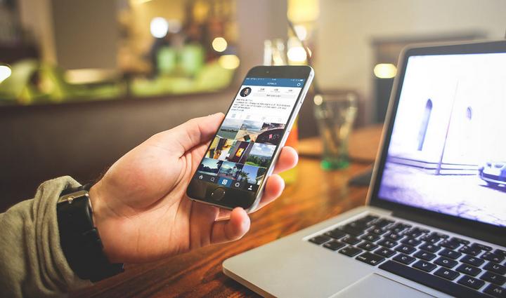 Публиковать фото в Instagram теперь можно через мобильный браузер
