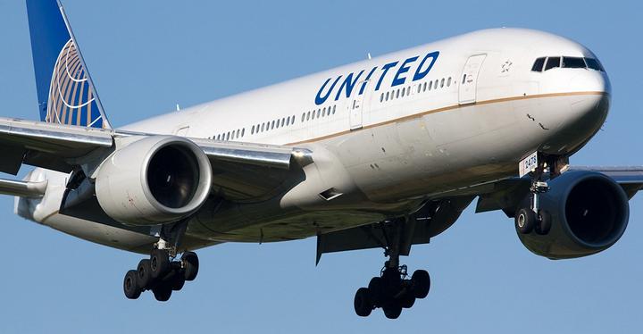 Очередной скандал c участием авиакомпании United Airlines