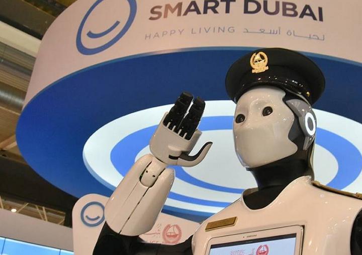 Robocop пополнил ряды полиции Дубая