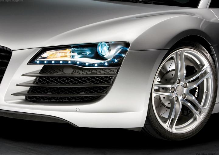 Светодиоды в фарах автомобиля могут стать причиной лишения прав