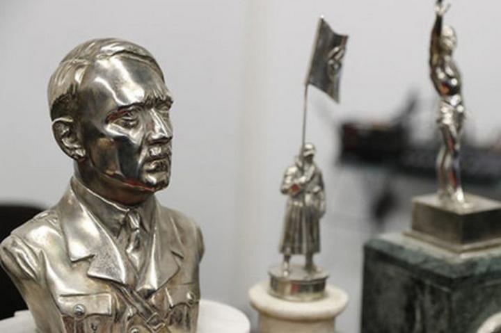 Вещи, принадлежавшие нацистам, обнаружили в Аргентине