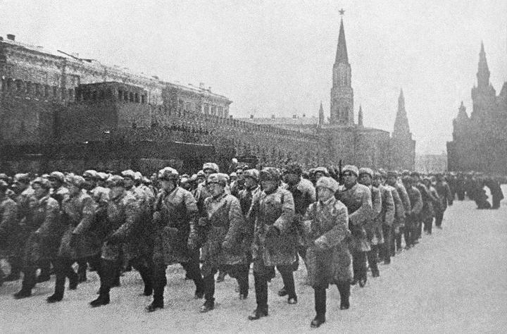 Минобороны России обнародовало архивы о событиях начала ВОВ