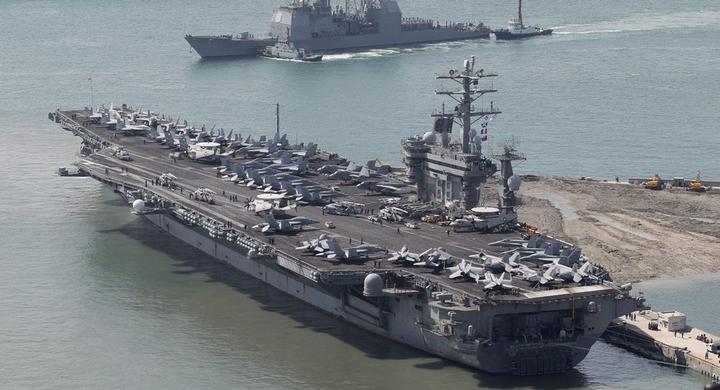 ВМС США будут использовать данные из соцсетей и СМИ в своих целях