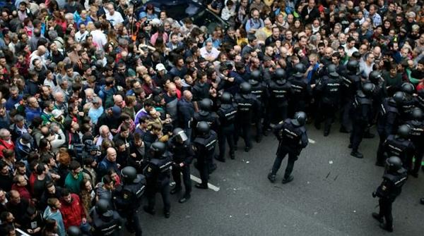 Каталония «захлебнулась» волной народного негодования