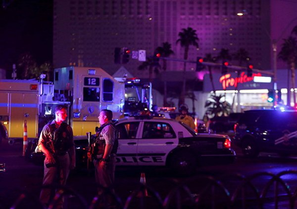 Террористы не причастны к стрельбе в Лас-Вегасе – ФБР