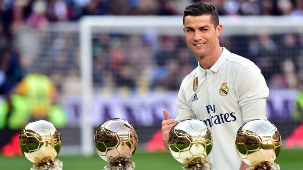 Назвали имя лучшего футболиста года