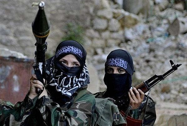 В Ираке задержали 500 женщин из России за связь с ИГ