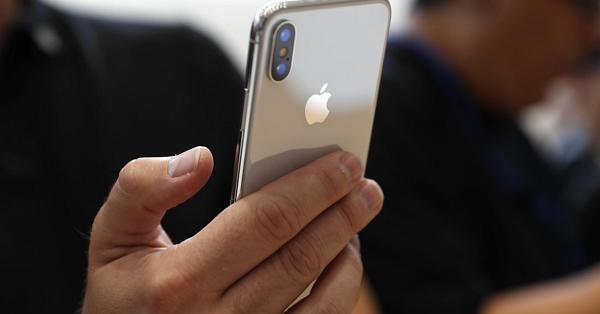 Рекламу iPhone X в блогах запретили