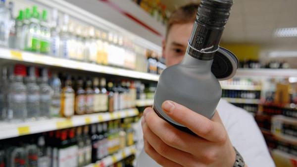 В России пьяным смогут отказывать в покупке спиртного