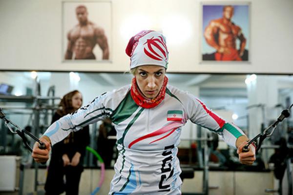 Тяжелоатлетки из Ирана будут соревноваться в хиджабах