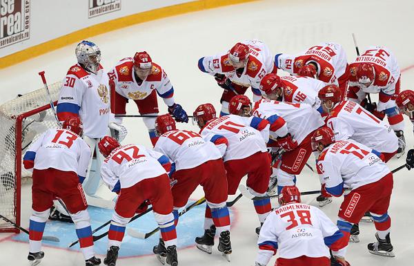 Российские хоккеисты отказались от участия в церемонии открытия Олимпиады-2018