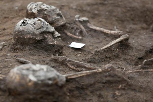 В Стоунхендже найдены человеческие останки