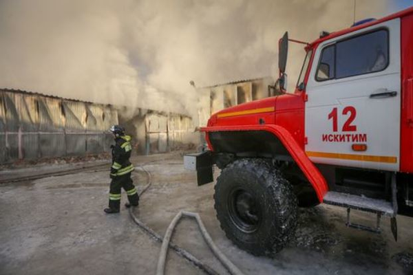 Начальник пожарной службы не признал вину по делу о «Зимней вишни»