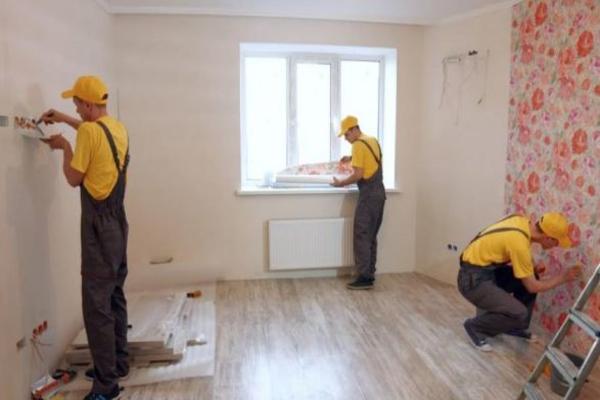 Решив отремонтировать квартиру, мужчина разрушил весь дом