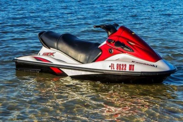 В Черном море взорвался гидроцикл