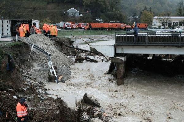 Наводнение на Кубани унесло жизни 6 человек