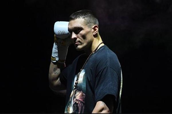 Украинский боксер потерял звание чемпиона мира