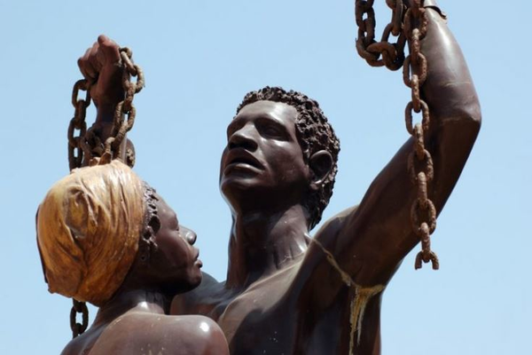 В Америке отметят  годовщину рабства