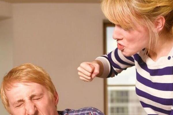 Женщина из Дании побила украинца на телешоу