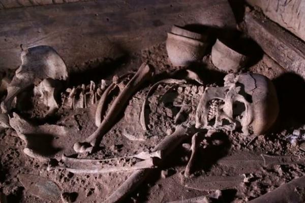 Ученые отыскали скелет человека, погибшего от жуткой казни