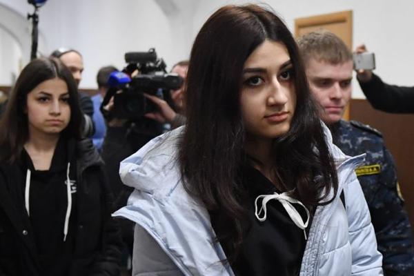 Сестры Хачатурян  нарушили меру пресечения