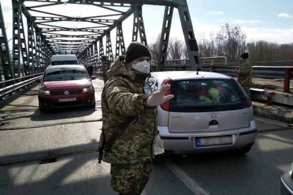Украинские власти решили  ограничить число пунктов пропуска через границу