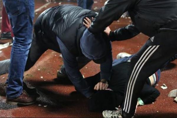 Во Франции чеченцы устроили массовую драку