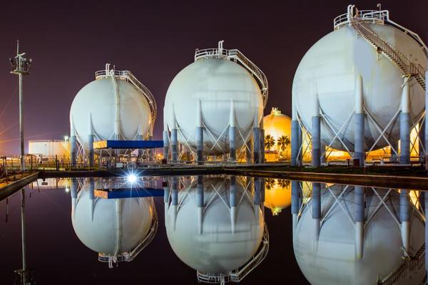 Крупнейший производитель природного газа объявил о своем банкротстве