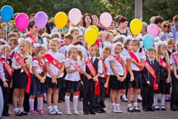 Школьников России оставили без 1 сентября