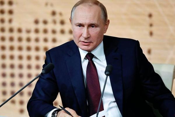 Президент России намерен развернуть вакцинацию от коронавируса