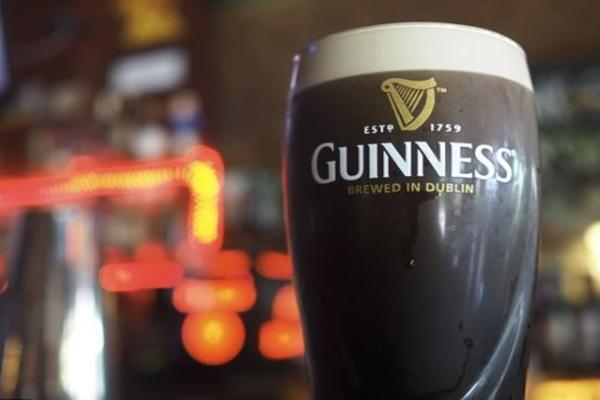 Пиво Guinness лишили алкоголя