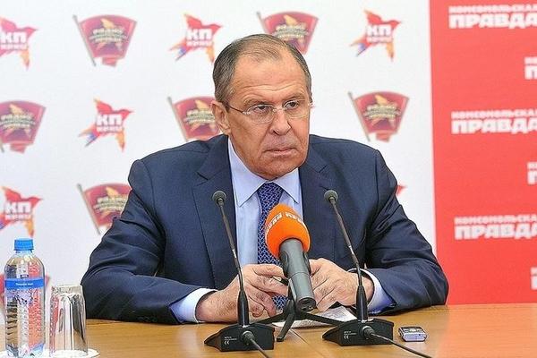 Сергей Лавров пожаловался Совету Европы
